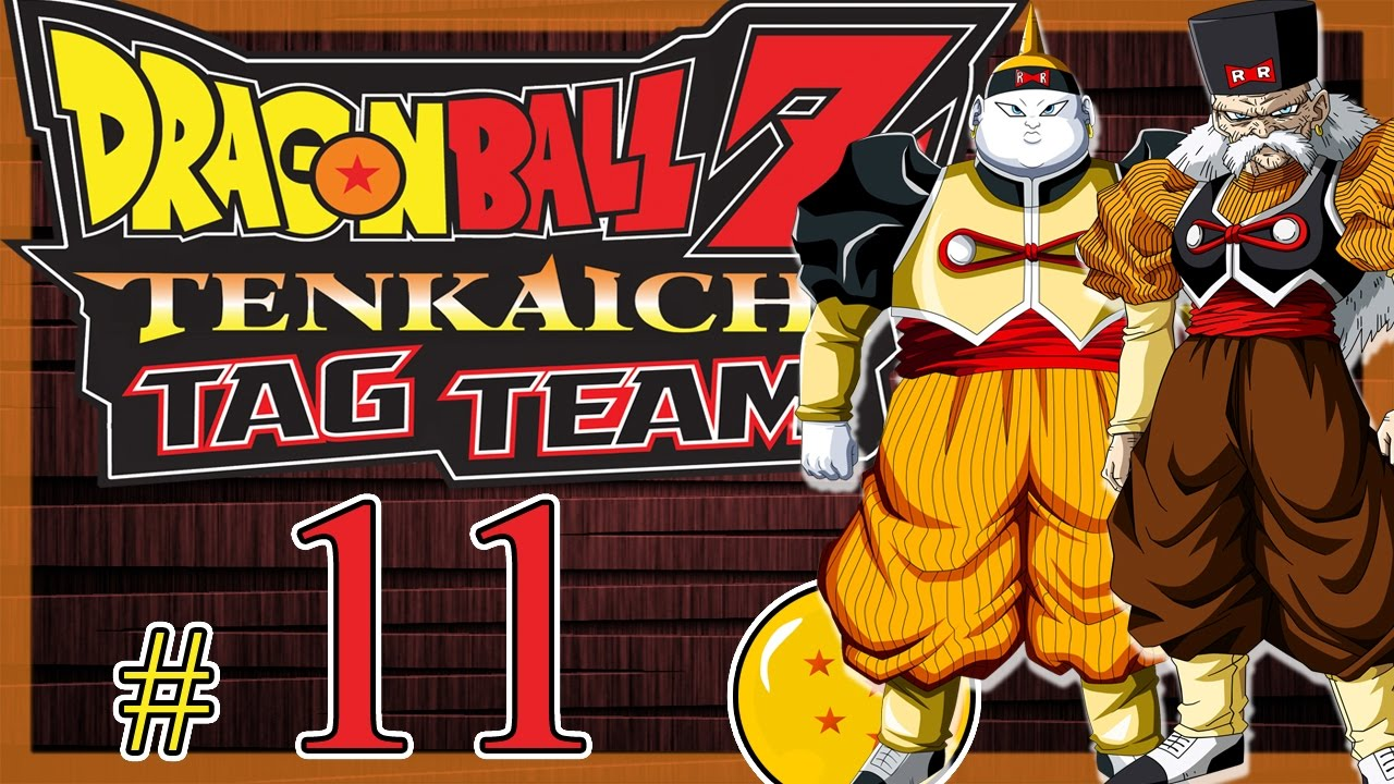 psp dragon ball z tenkaichi tag team 11 modo historia