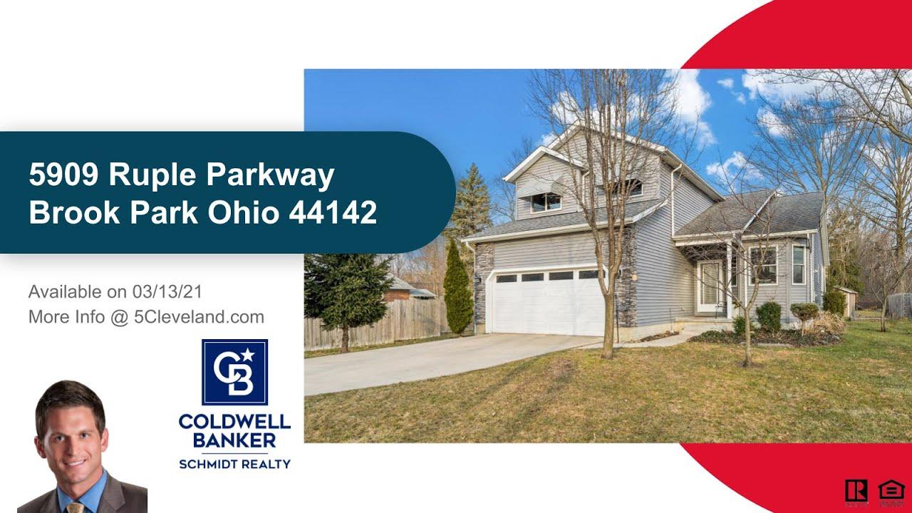 5909 Ruple Pkwy Brook Park OH 44142