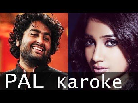 Pal Karaoke | Jalebi | Arijit Singh | Shreya Ghoshal | KRS