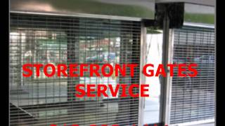 NYC Rolling Gate Service 212-202-1411, Roll Up Door Service Rolling
