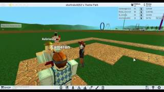 ROBLOX/theme park tycoon 2/im going to barf
