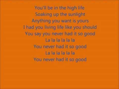 B.o.B - So Good [Official Audio] - [With Lyrics]