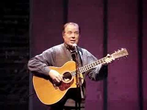 Michael McKean- backstage story and a song
