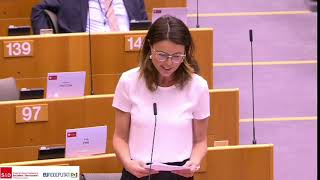 """Intervento in Plenaria della parlamentare europea Simona Bonafè  su """"Conclusioni della riunione straordinaria del Consiglio europeo del 17-21 luglio 2020"""""""