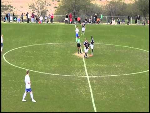 Liam Miller vs Maryland ODP 2014