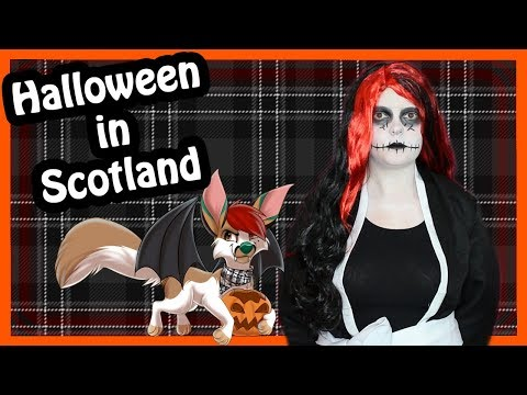 👻 Halloween Traditions in Scotland (All Hallows Eve) 👻