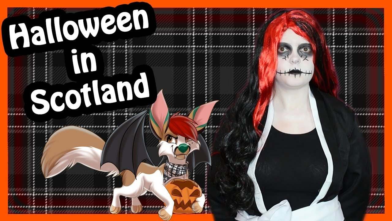 👻 halloween traditions in scotland (all hallows eve) 👻 - youtube