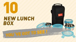 Stainless Steel Lunch Boxes // New & Popular 2017