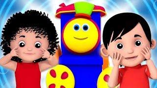 ความรู้สึกเพลง | เพลงกล่อมเด็กสำหรับเด็ก | การเรียนรู้เพลงถนน | Senses Song For Kids | Kids Rhymes