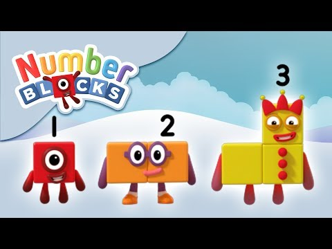 Numberblocks - Number Adventures | Learn to Count