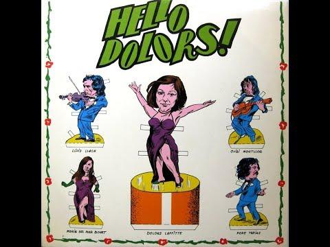 Dolors Laffitte - Hello Dolors! - LP 1975