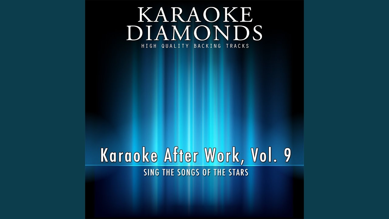 Would I Lie to You (Karaoke Version In the Style of Charles   Eddie ... 9680bb1fd78