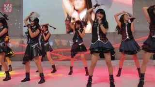 [21092013] Fancam : JKT48 - Hikoukigumo