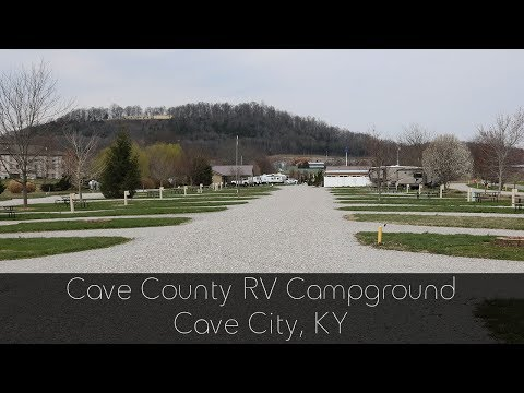 Cave Country RV Campground   Cave City KY