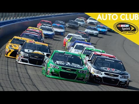 NASCAR Sprint Cup Series - Full Race - Auto Club 400