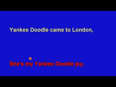 *The Yankee Doodle Boy - No Melody