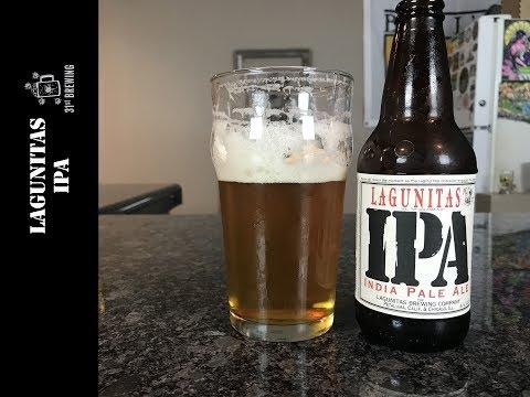Lagunitas IPA Beer Review