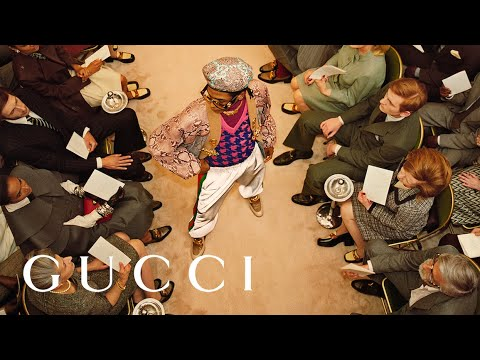 Gucci's New Fall Campaign Delivers the Ultimate Fashion Throwback