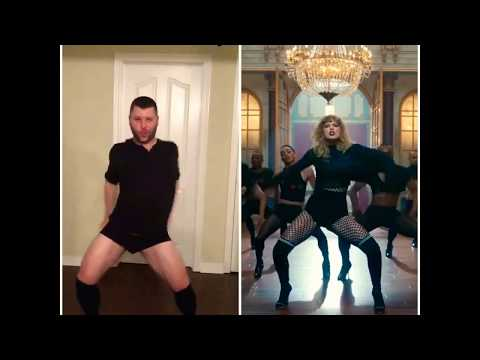 Troy Miller  Look What You Made Me Do Taylor Swift MV choreography