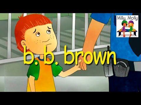Milly Molly | B. B.  Brown | S1E18