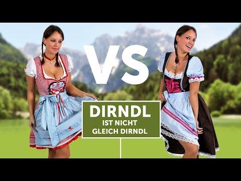 Zum Oktoberfest: Dirndl ist nicht gleich Dirndl