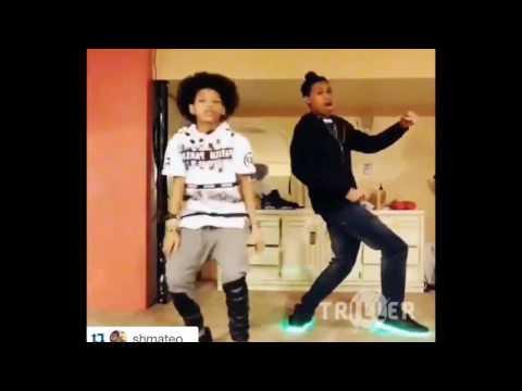 Ayo & Teo lit dance mix-up