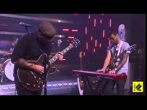 Thrice - Blur - Live on The Daily Habit (Fuel TV)