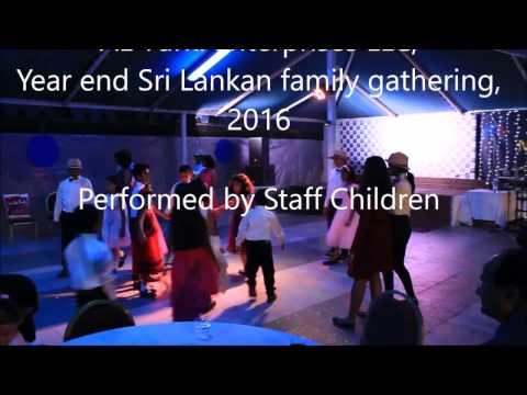 Al Turki Enterprises LLC, Oman, Year end Sri Lankan Staff Family Gathering 2016