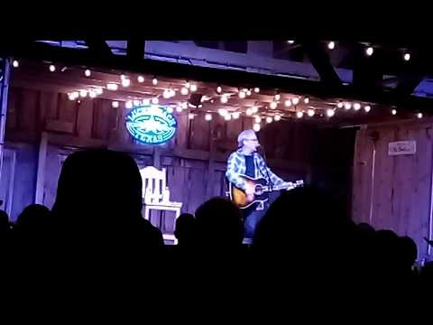 Radney Foster sings Texas in 1880 at Luckenbach