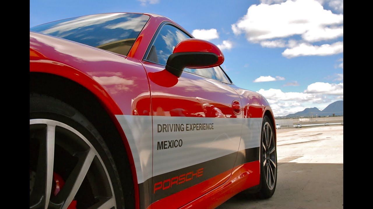 Porsche Sport Driving School M 233 Xico 2014 Youtube