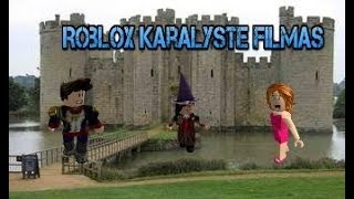 ROBLOX KARALYSTE Filmas (If your english Press the subtitles button to know what is saying)