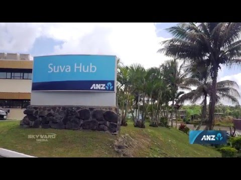 ANZ Pacific Operations | Made in Fiji