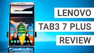 Lenovo Tab3 7 Plus Review: A Cheap Tablet with LTE