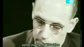 Badiou interviews Michel Foucault (1965) 2/3 English Subtitles