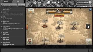 Clash of clans - WAR 226 - PERFECT STARS - DARK KNIGHTS