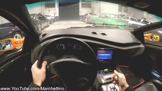 YOU Drive the Lamborghini Diablo GT! Night POV Test Drive