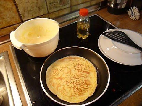 Pfannkuchen Backen Mit Kind Rezept Ohne Wiegen Einfach Und Schnell