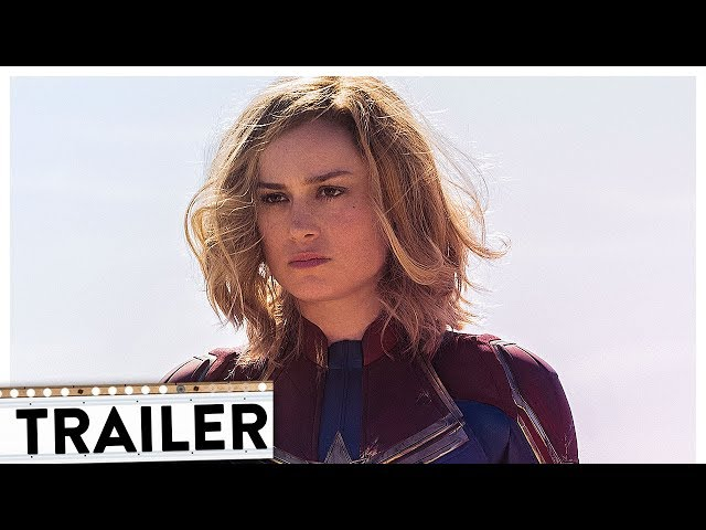 CAPTAIN MARVEL Trailer Deutsch German (HD) | Avengers 2019