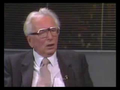 Interview with Dr. Viktor Frankl