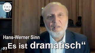 Hans-Werner Sinn redet Klartext: Euro, Inflation und der große Sündenfall