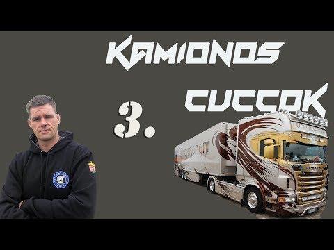 165.Kamionos cuccok - kamionos kütyük 3.