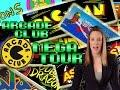 MEGA Arcade Club Tour!! (TheGebs24)
