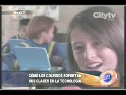 Classmate PC - CityTV Colombia