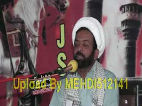 Maulana Haji Muhammad Hassan (04 Safar 1439 Hijri-Mankera-Bhakkar)