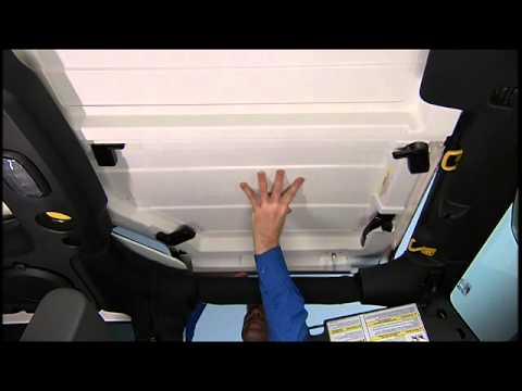 2012 Jeep Wrangler Freedom Top Modular Hard Top Removal