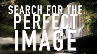 Search For The Perfect Image! | Waterfall Long Exposure
