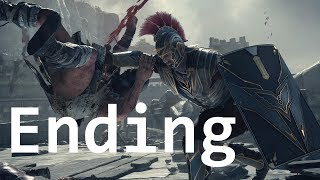 Ryse Son of Rome Xbox One Walkthrough #13 - Ending, Final Boss, & Death to the Emperor!