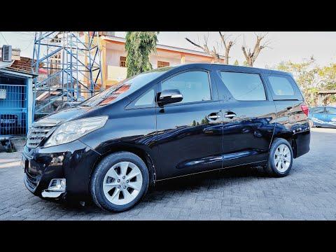 Toyota ALPHARD Seharga XPANDER & AVANZA