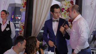 Как ведут свадьбу шоумены TOP 15 Moscow. Илья Глебов