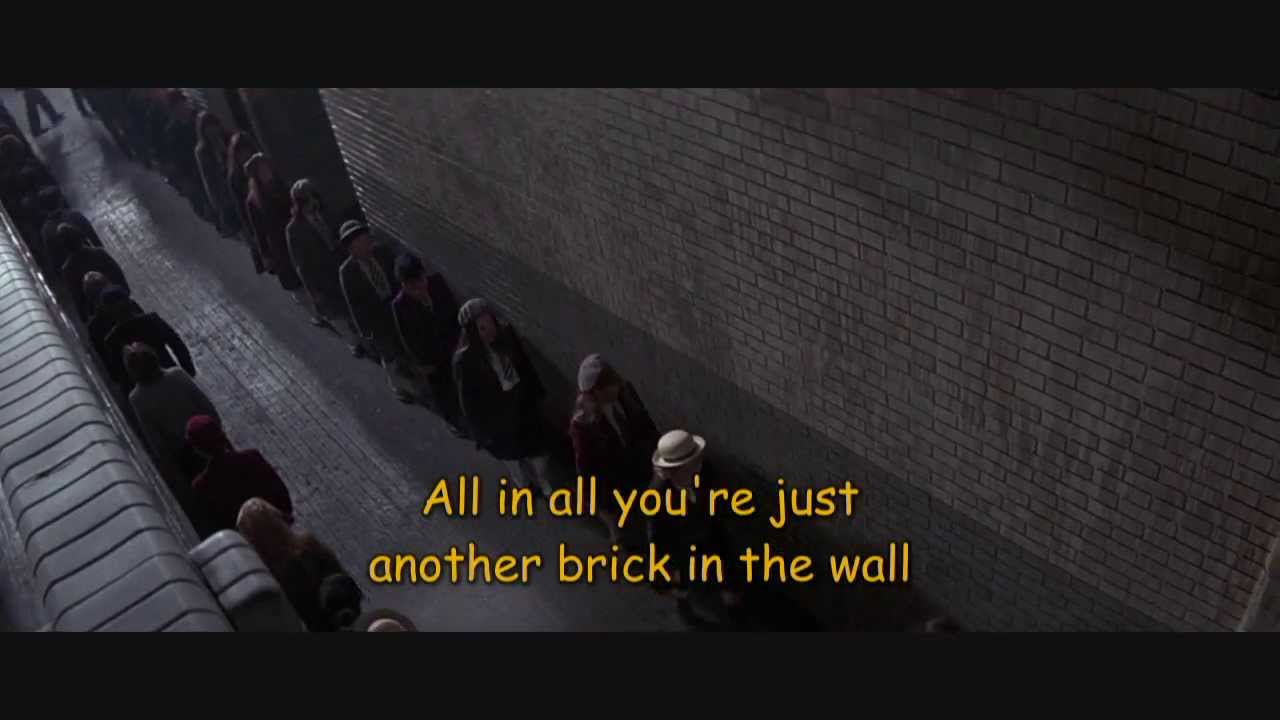 Pink Floyd Another Brick In The Wall Hq Youtube